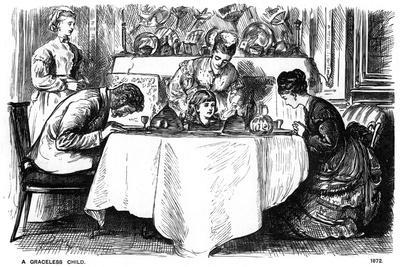 A Graceless Child, 1872