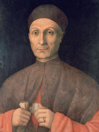 Portrait of a Scholar, C1450-1507