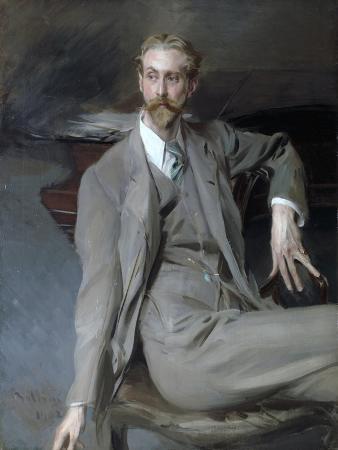 Portrait of the Artist: Lawrence Alexander Peter Harrison, 1902