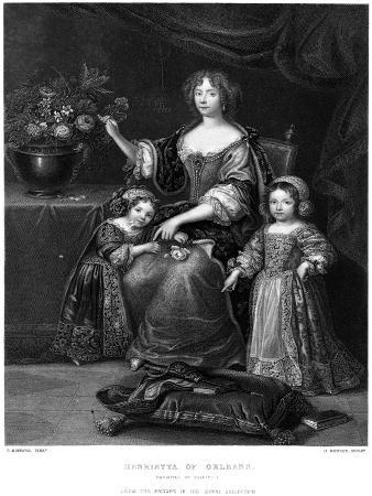 Henrietta of Orleans, Daughter of Charles I, 19th Century