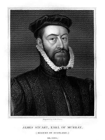 James Stewart, 1st Earl of Moray, Regent of Scotland