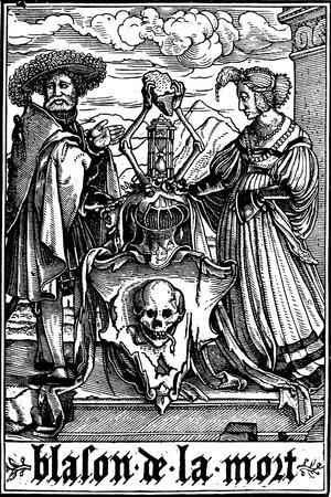 The Arms of Death, 1538