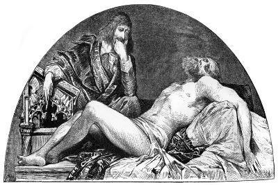 Joseph Ribera, Spanish Artist Active in Italy, C1880-1882