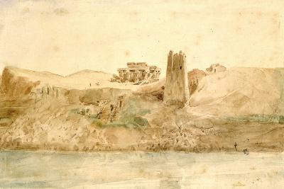 Kom Ombo, Egypt, 19th Century