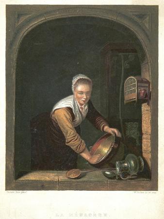 La Menagere, C1630-1670
