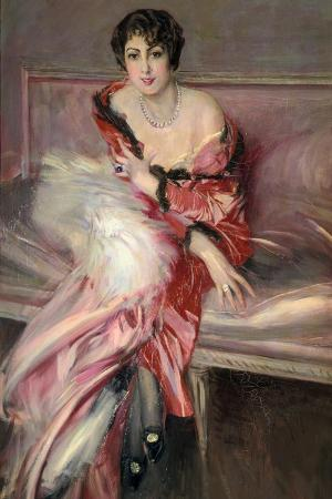 Madame Juillard' in Red, 1912