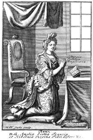 Queen Anne (1665-171)