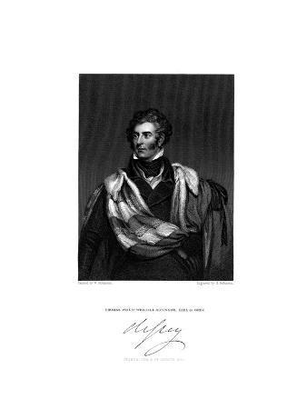 Thomas Philip Robinson, 2nd Earl De Grey, (1781-185), 1844
