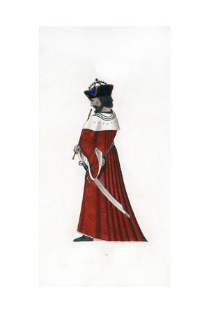 Male Dress, C1480