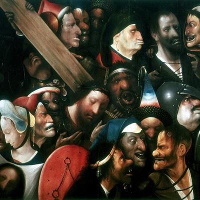 Carrying the Cross, C1480-1516