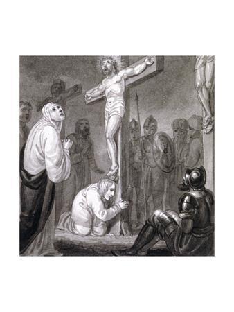 The Crucifixion, C1810-C1844