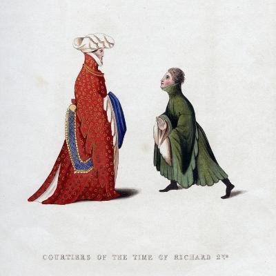 Court Dress, 14th Century