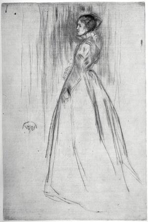 The Velvet Dress, 1873