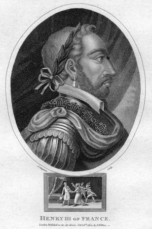 Henry III, King of France
