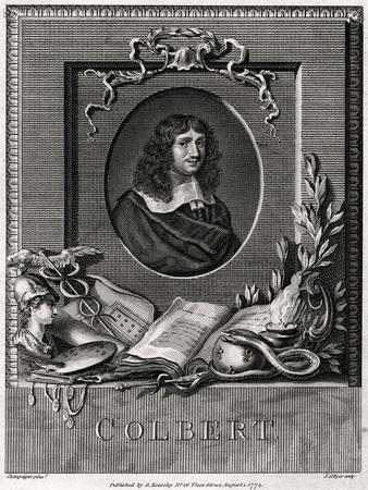 Colbert, 1774
