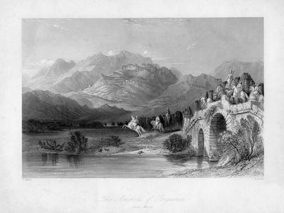The Acropolis of Pergamum (Bergam), Turkey, 19th Century