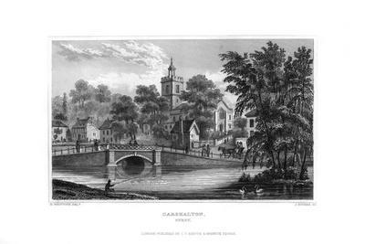 Carshalton, Surrey, 1829