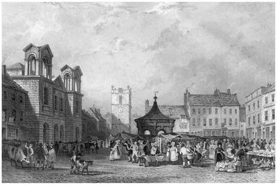 Market Place, Morpeth