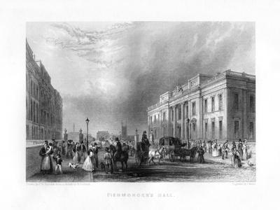 Fishmongers' Hall, London, 19th Century
