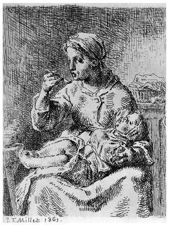 La Bouillie, 1861