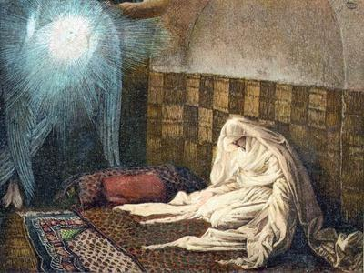 The Annunciation, 1897