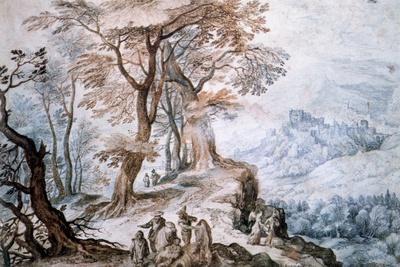 Passage Through Landscape, C1588-1625