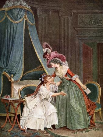L'Indiscretion, 1788