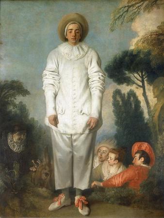 Gilles - Pierrot, 1718-1719