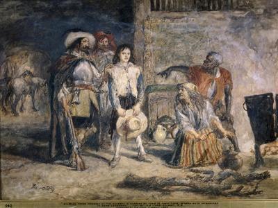 Gil Blas Taken Prisoner, 1892