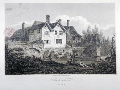 Marks Hall, Romford, Essex, 1805