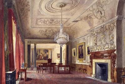 Interior of Stationers' Hall, London, 1890