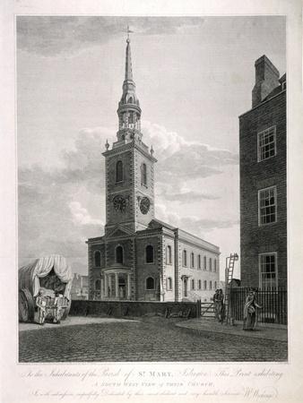 St Mary, Islington, London, 1793