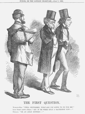 The First Question, 1866