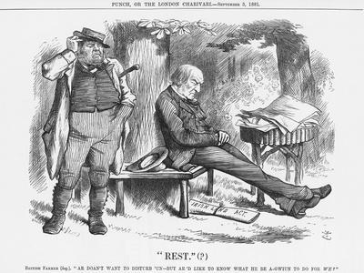 Rest , 1881