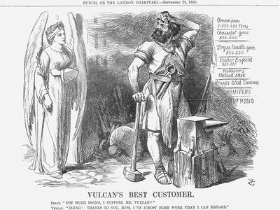 Vulcan's Best Customer, 1866