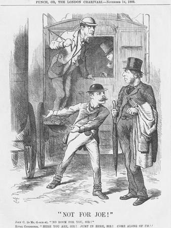Not for Joe!, 1885