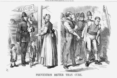 Prevention Better Than Cure, 1869