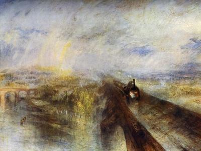 Rain, Steam and Speed - the Great Western Railway, C1844