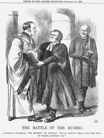 The Battle of the Rubric, 1866