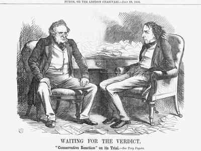 Waiting for the Verdict, 1865