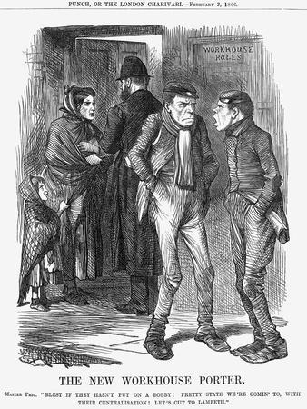 The New Workhouse Porter, 1866