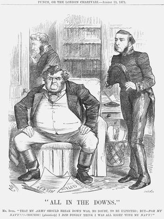 All in the Downs, 1871