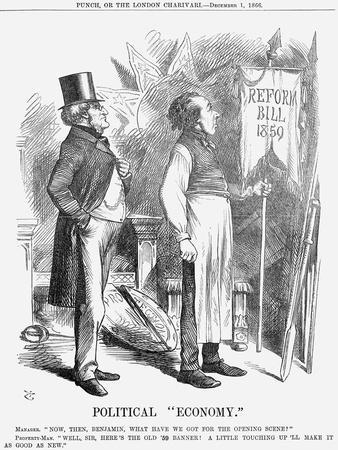Political Economy, 1866