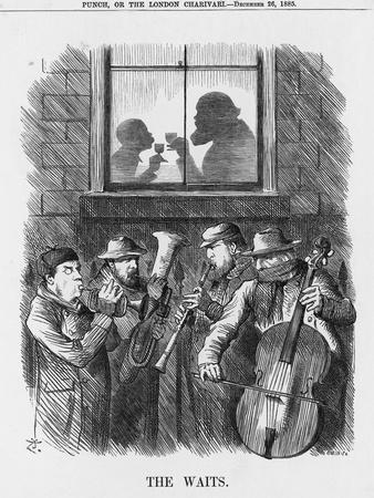 The Waits, 1885