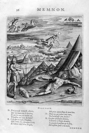 Memnon, 1615
