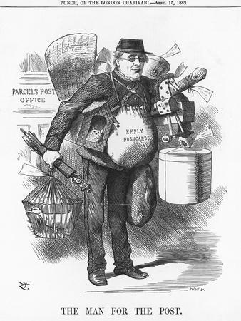 The Man for the Post, 1882