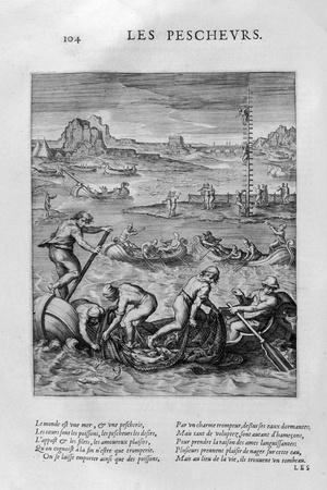 The Fisherman, 1615