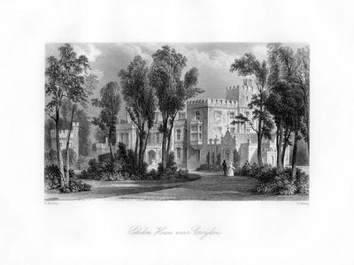 Selsdon House Near Croydon, 19th Century