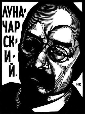 Anatoly Lunacharsky, Soviet Politician, C1917-C1929