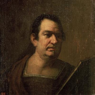 Portrait of a Man, C.17th Century